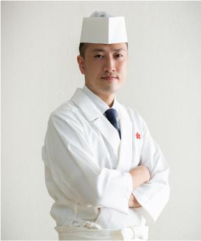 料理長 渡辺 貴大