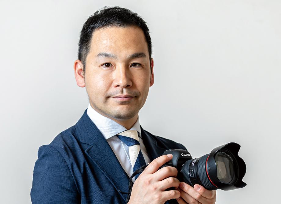 青島 幸彦の写真